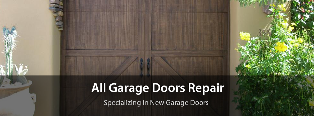 All garage doors