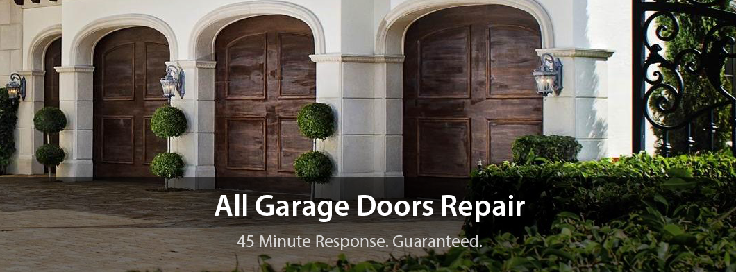 Garage Door Repair and Service Bloomington