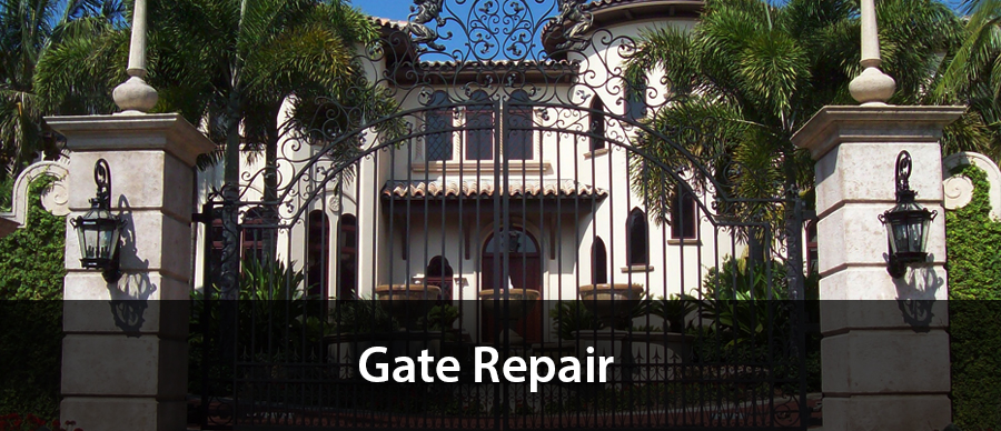 Gate Repair Chino Hills